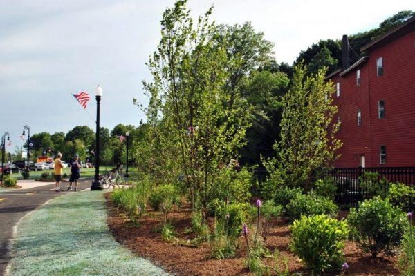 Riverfron Park Attleboro