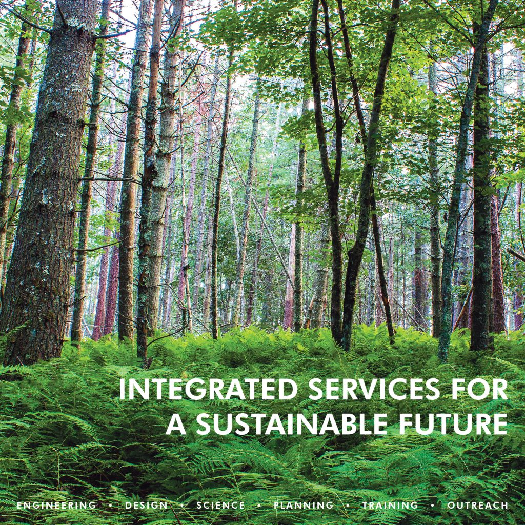 Integrated Services for A Sustainable Future Brochure