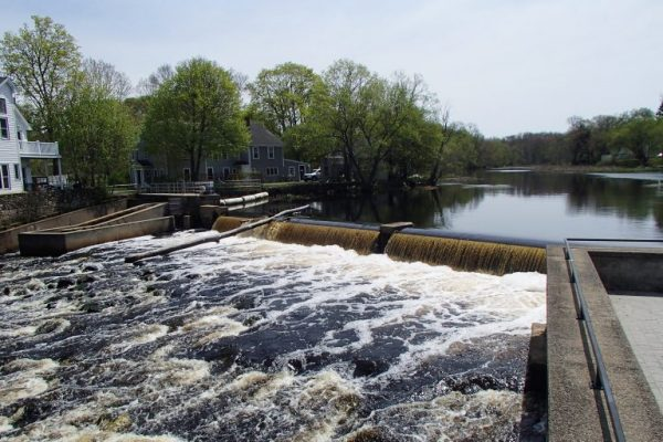 Ipswich Mills Dam